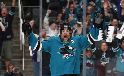 Sharks' Joe Thornton suspended for Game 4 for head hit