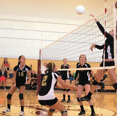 Varsity Volleyball: Vintage 3, American Canyon 0 | High