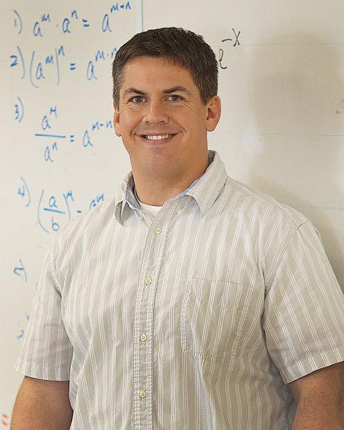Snapshots of the SHUSD: Brandon Farrell, math teacher and football ...