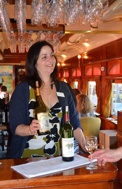Wine train 1