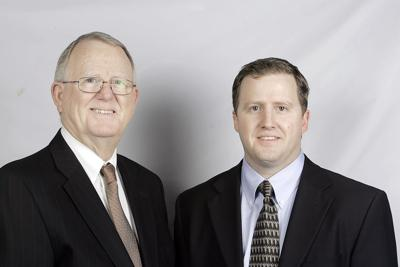 Tom and John Mills