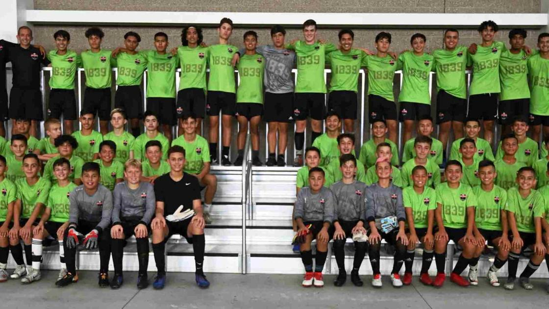 Napa Valley Youth Soccer: Napa United ranked 47th in nation