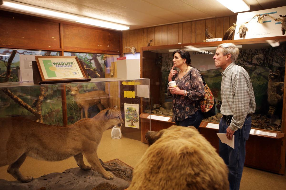 Carolyn Parr Nature Center