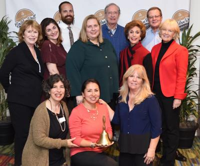 The Napa County Office of Education (NCOE) has been chosen as one of 51 recipients of the state's leading educational honor, the Golden Bell Award