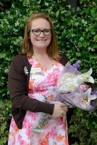 Jennifer Marinace: Napa County Teacher of the Year