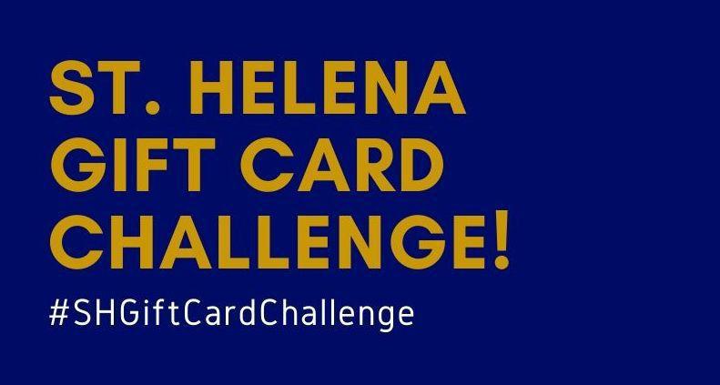 St. Helena Gift Card Challenge