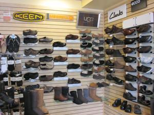 Keen Ugg Clarks Shoe Display.jpg