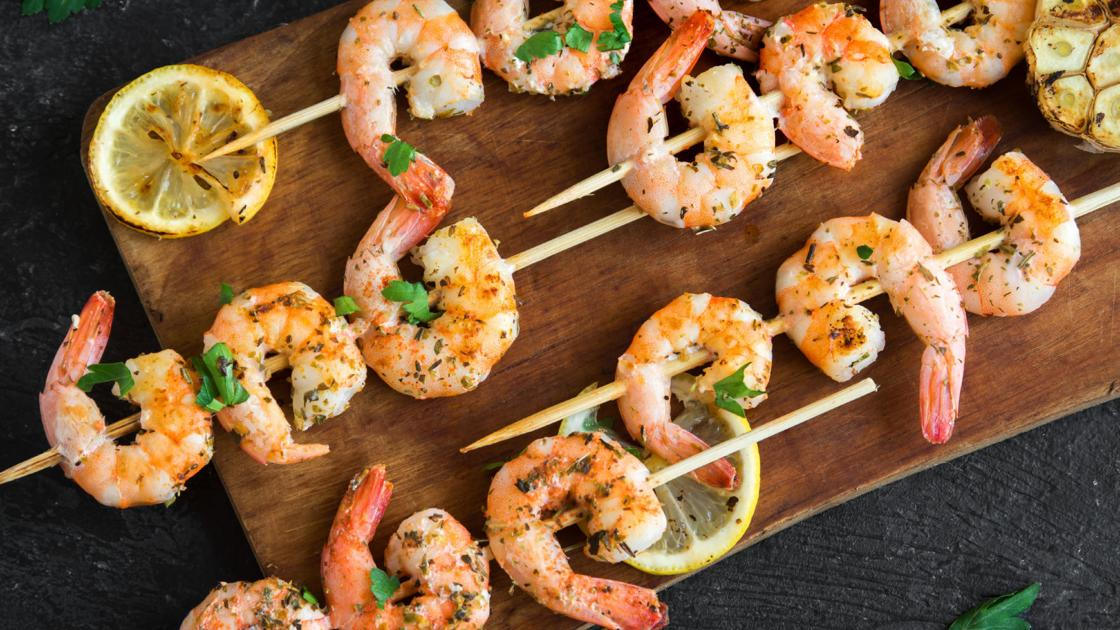 Ken Morris, Cooking for Comfort: The difference between prawns and shrimp