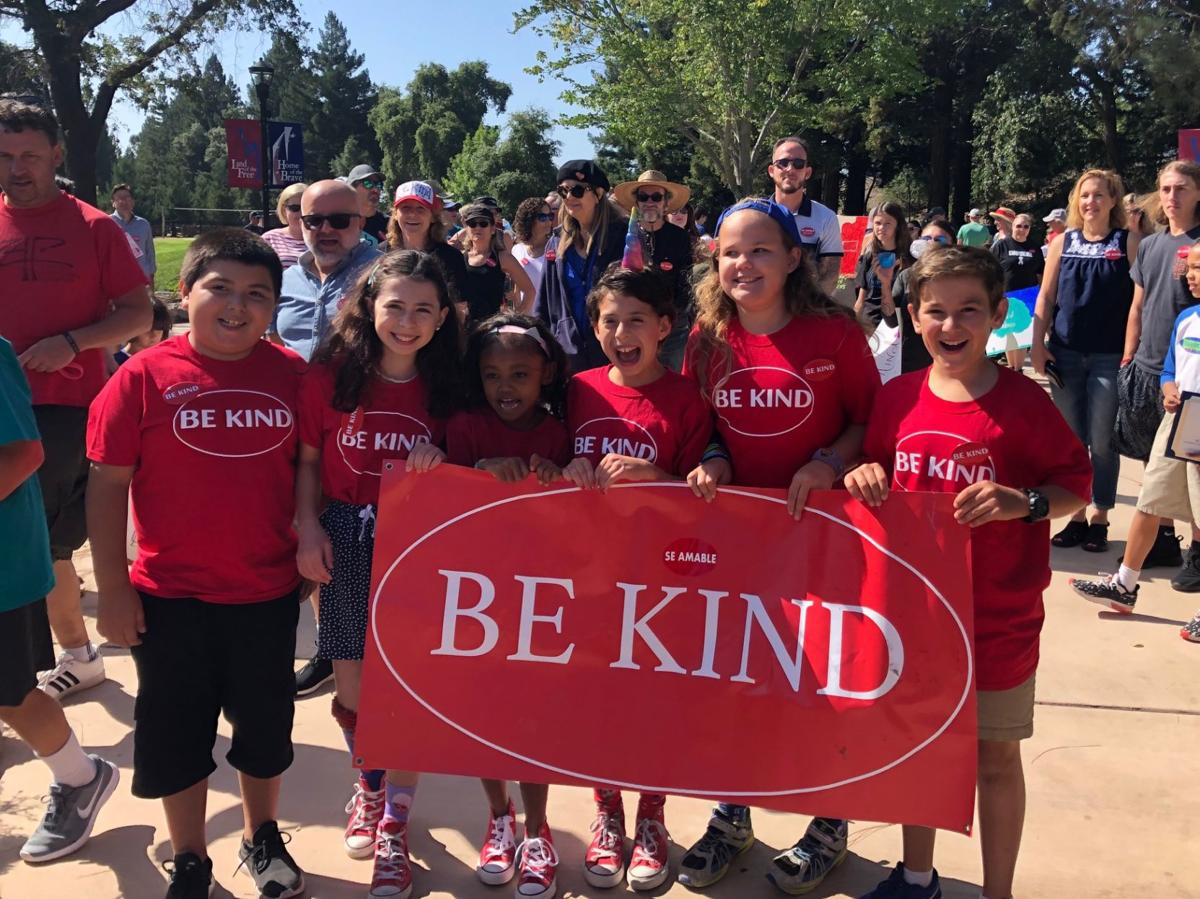 Be Kind Walk 2019