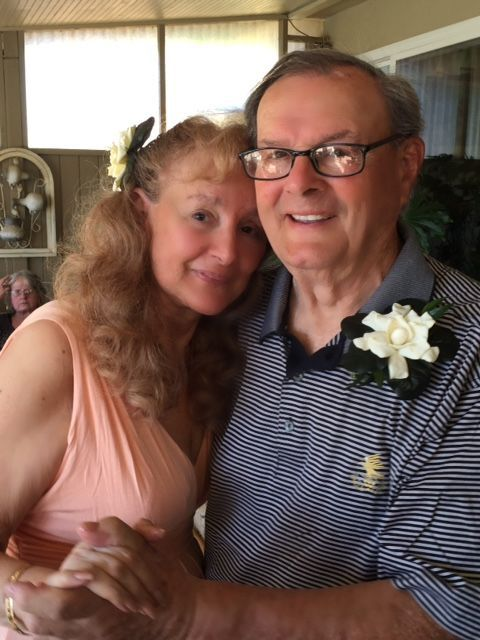Medvins mark 50 years of marriage