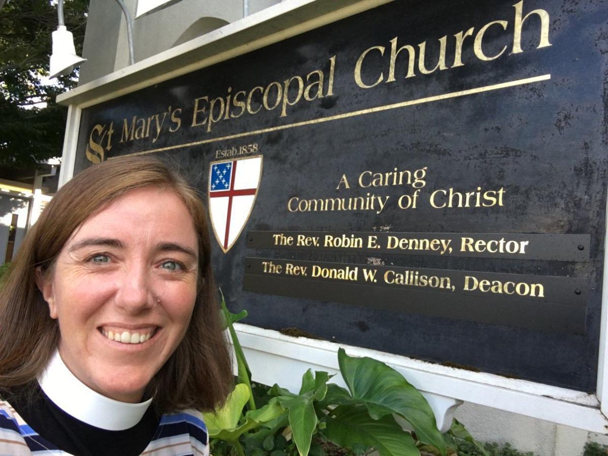 Rev. Robin Denney, St. Mary's Episcopal Church