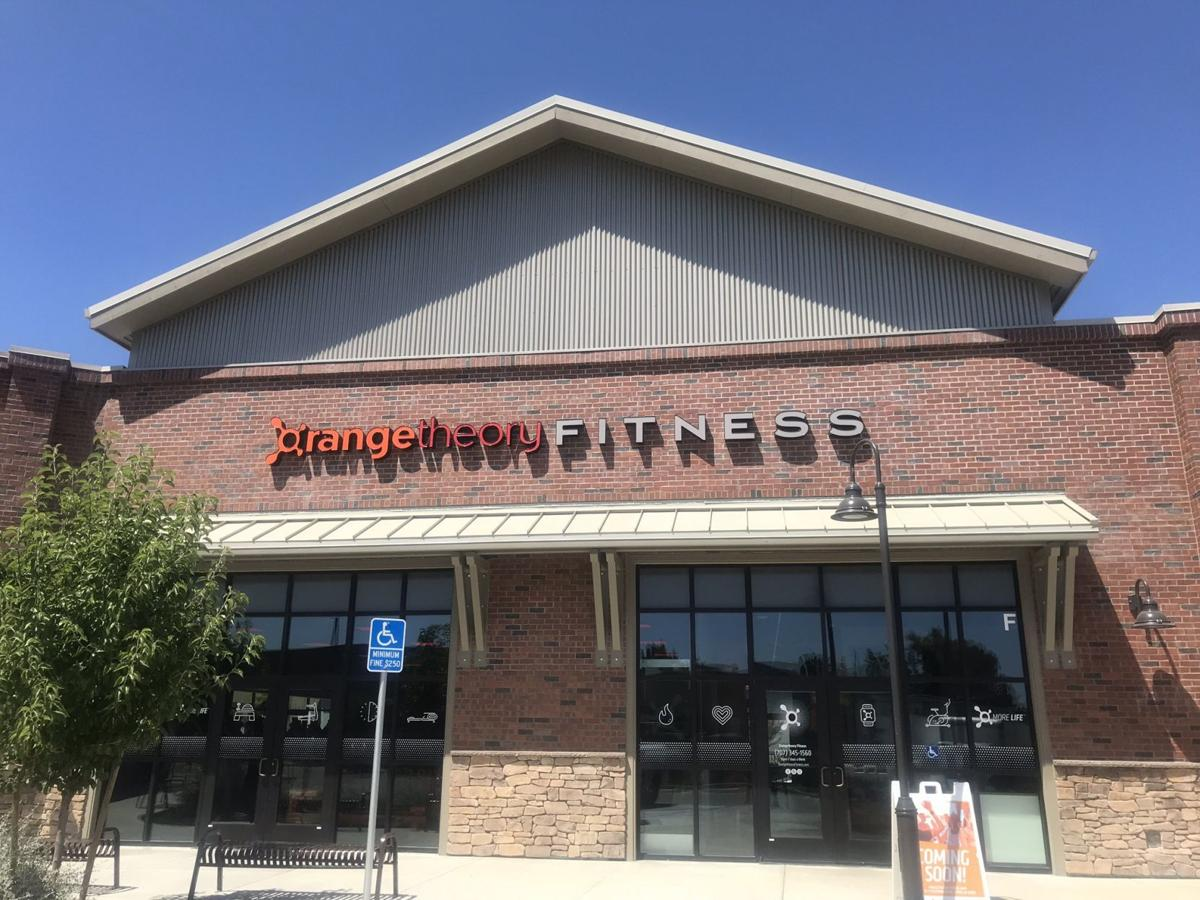 Napa's new Orangetheory fitness center is located at 3270 California Blvd, Suite F, in north Napa.