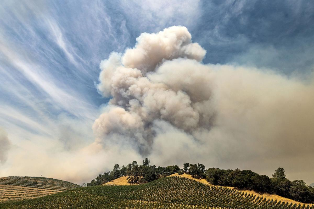 California Wildfires SVB REPORT