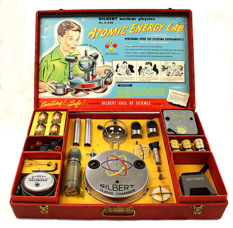 Gilbert Atomic Energy Kit