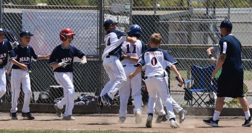 Little League District 53 Tournament 10-11-12 All-Star Baseball
