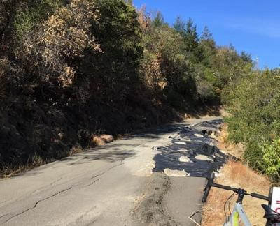 Old Howell Mountain Road