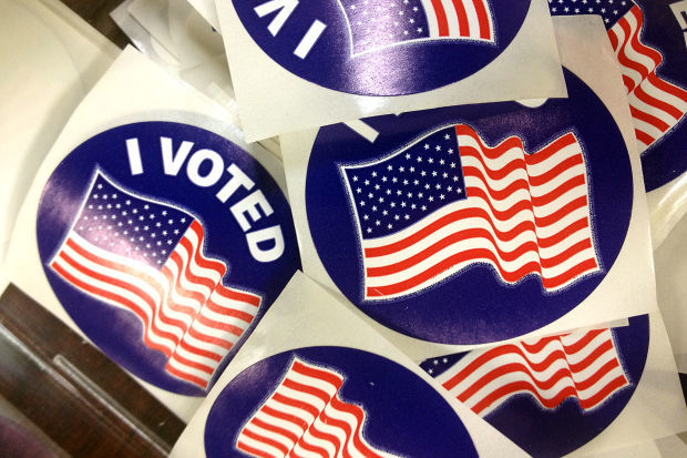 Election Day 2014