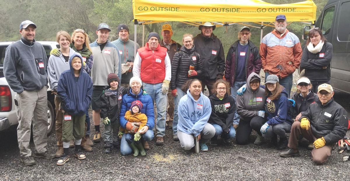 Moore Creek Park group