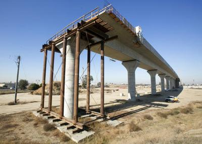 California bullet train plan to show updated cost, timeline