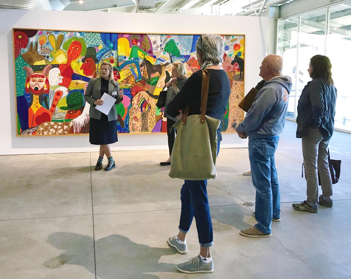 Curator's Lens: Lunchtime Art Talks at di Rosa