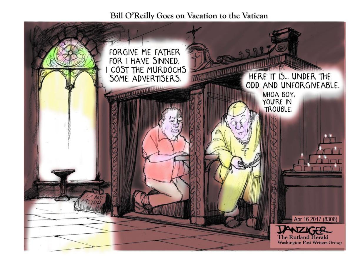BillO'ReillyVacation