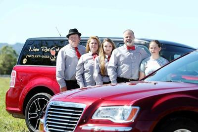 Napa Red Cab offers cabernet-colored rides | Business