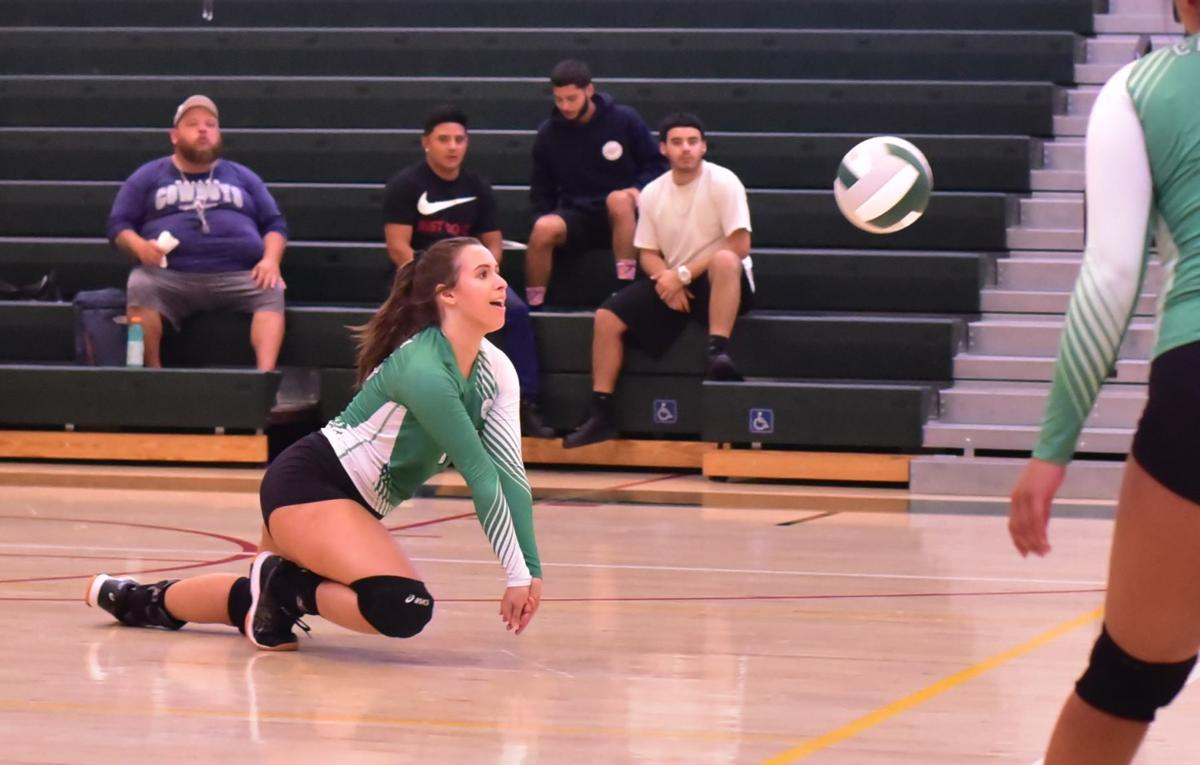 Calistoga volleyball