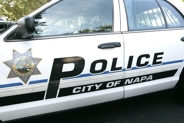 Napa Police Car
