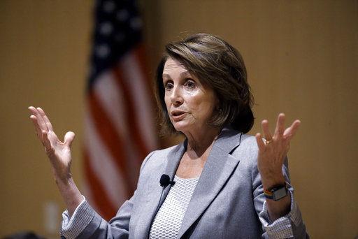Pelosi: Tax overhaul has cast a 'dark cloud' over Washington