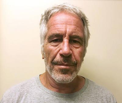 Epstein mug
