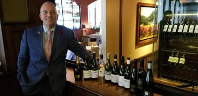 Master Sommelier Cameron Douglas and wines of NZ Wine Navigator