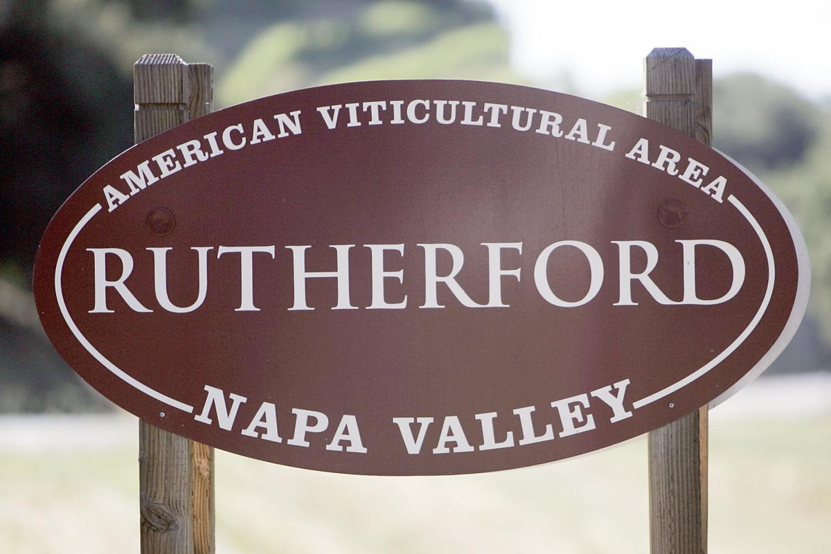 Rutherford American Viticultural Area