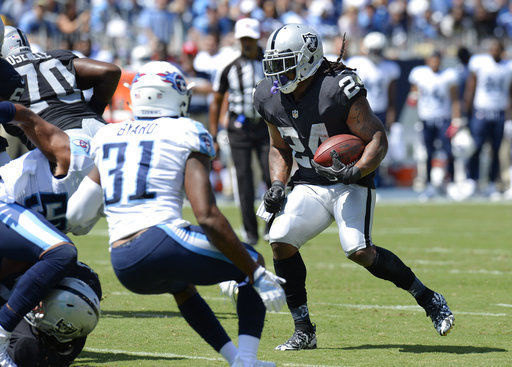 Beast Mode proves to be the difference for Raiders in opener