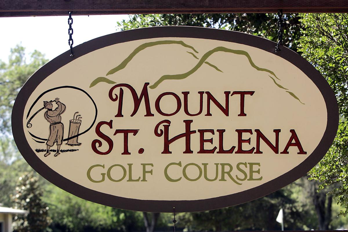 Mount St. Helena Golf Course in Calistoga