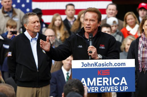 In the age of Trump, Schwarzenegger wants centrist GOP