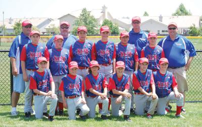 Napa Cal Ripken 12-under team opens state tournament July 12