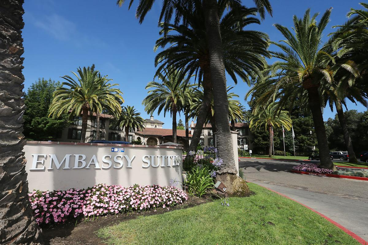 Embassy Suites Sold