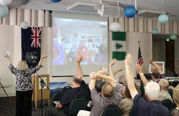 Weekly Car Rentals >> Pitcairn Island, home of HMS Bounty mutineers, celebrated at Angwin conference