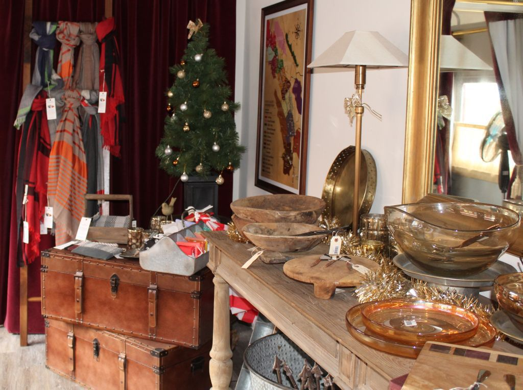 Gift options at Calistoga Wine Tour and Gift Shop
