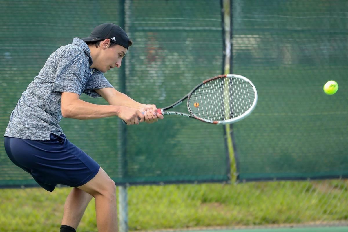 Big Game boys tennis