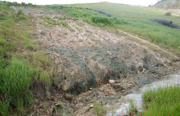Clover Flat landfill