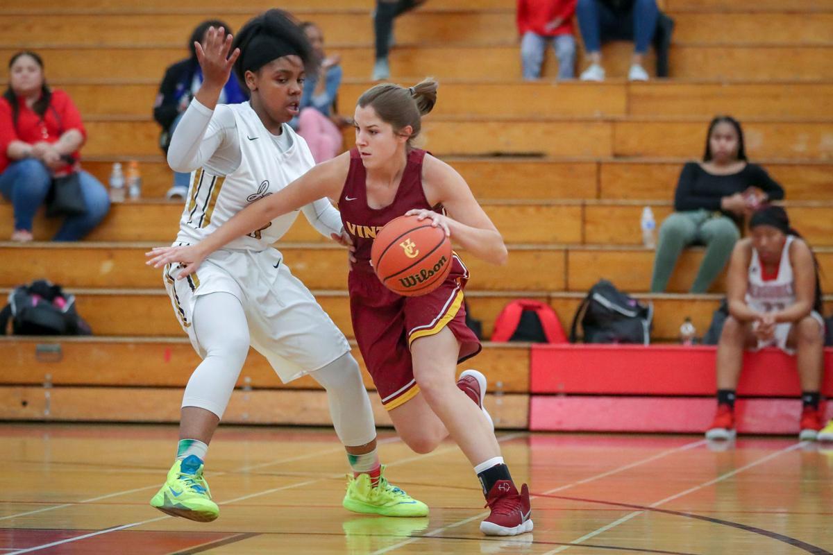 MEL vs. SCAC All-Star Girls Basketball Game