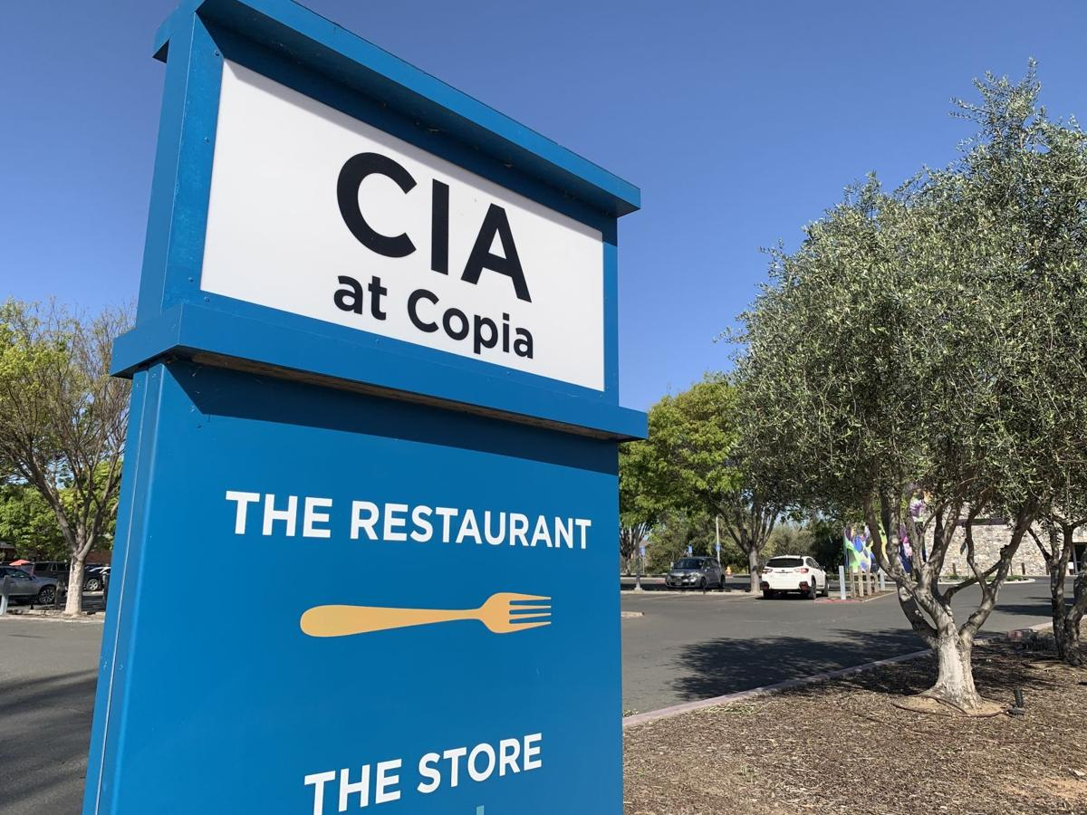 Napa CIA (Culinary Institute of America) at Copia