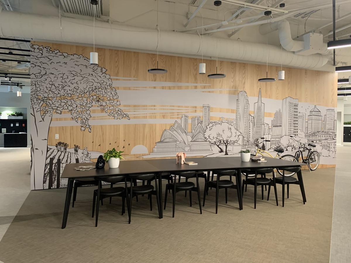 Napa Spaces flexible coworking hub