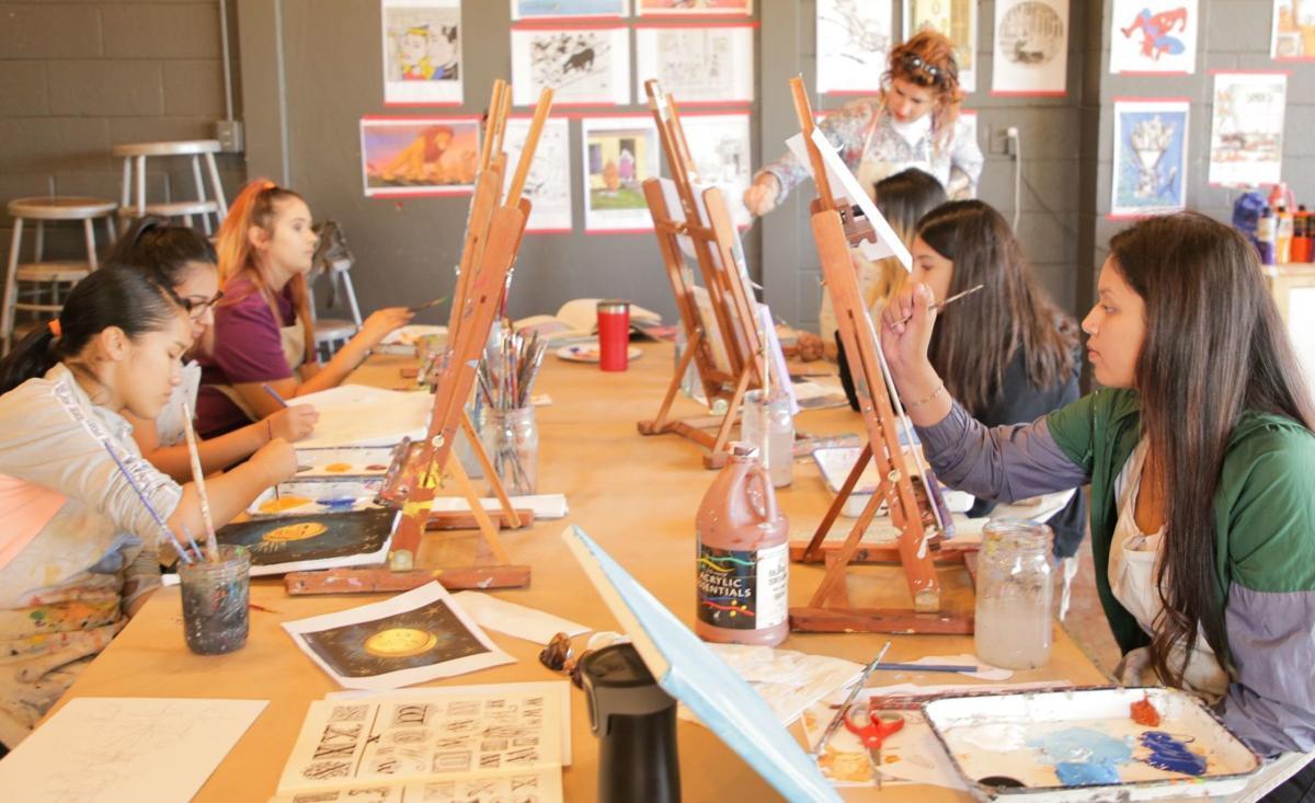 Nimbus Arts receives arts council grant
