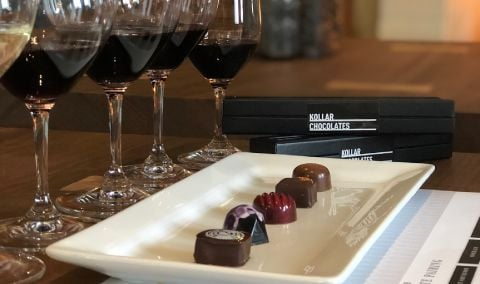 Chocolate & Wine Experience at Priest Ranch