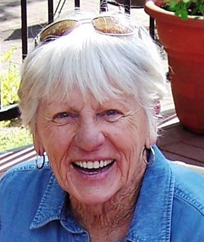 Margaret 'Peg' Patricia Morin