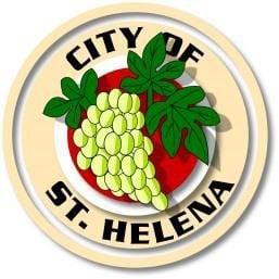 City of St. Helena logo