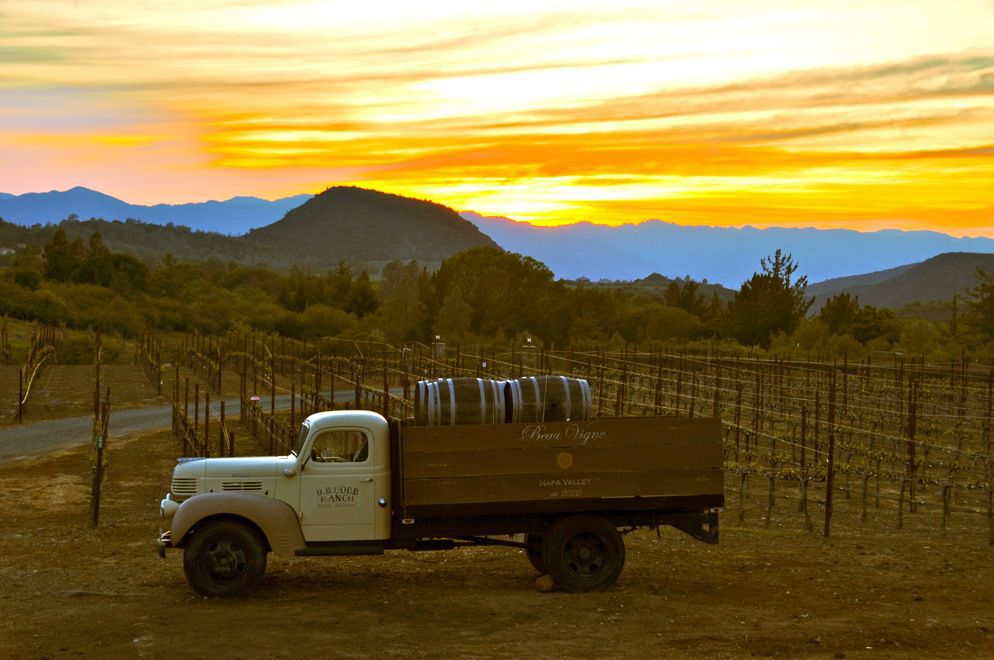 Beau Vigne winery