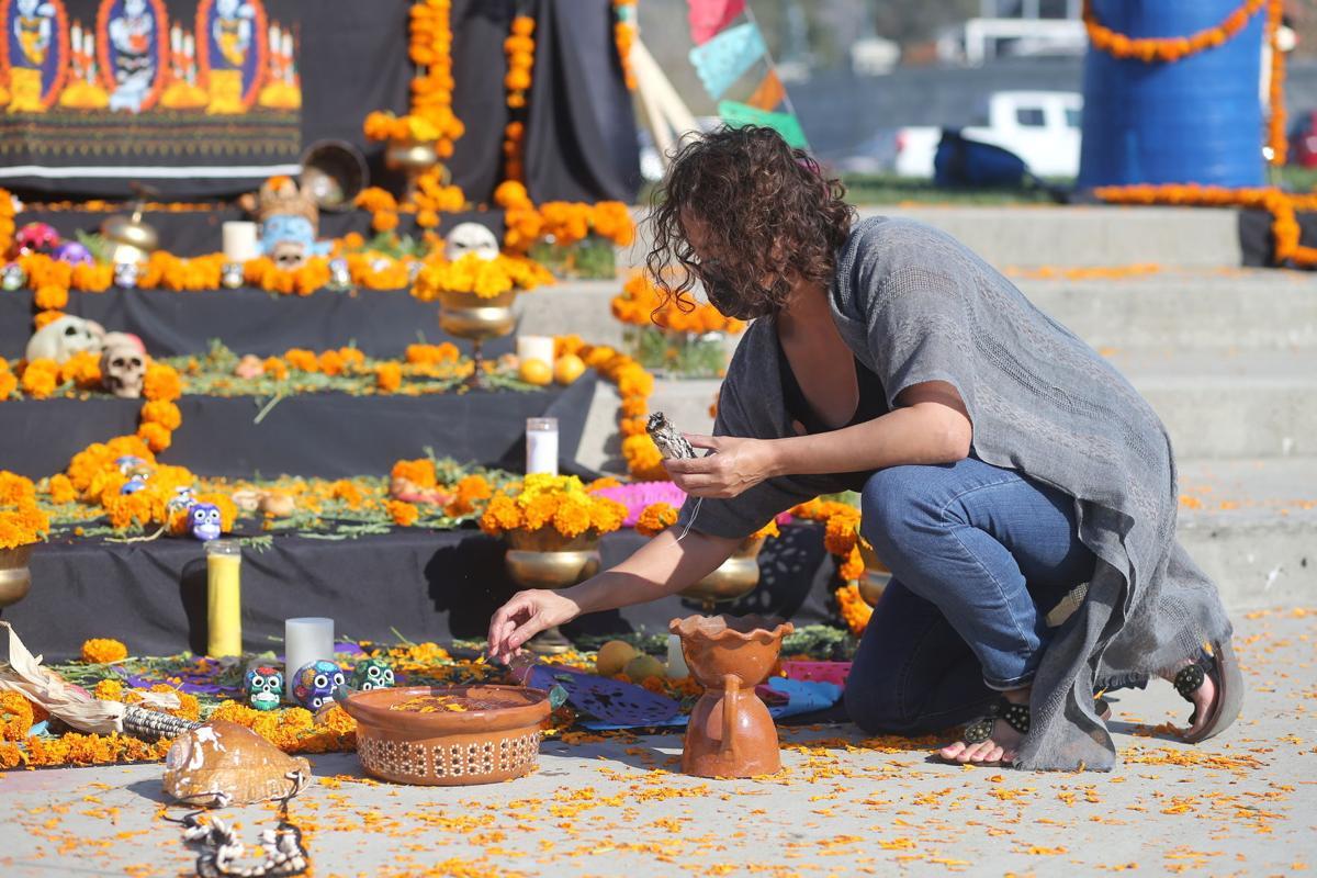 Día de Los Muertos 2020 in Napa